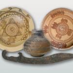 Fondo museo arqueológico Novelda