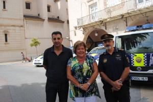 Ayuntamiento de Novelda flota-coches-300x201 La Policía Local presenta la renovación de sus vehículos que producirán un ahorro superior a los 30.000 €
