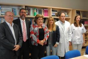 Ayuntamiento de Novelda Presentacion-Gripe-300x201 Comienza la campaña de vacunación contra la gripe que en la comarca dispensará más de 33.000 dosis
