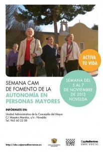 Ayuntamiento de Novelda cartel-mayores-205x300 EL AYUNTAMIENTO Y CAM APUESTAN POR LA AUTONOMÍA DE LOS MAYORES
