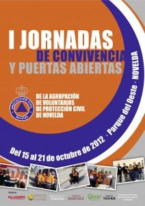 Ayuntamiento de Novelda cartel-proteccion-cicil-212x300 Protección Civil de Novelda celebra unas jornadas de puertas abiertas para acercarse al ciudadano