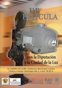 """Ayuntamiento de Novelda CARTEL-PELICULA-02-12-2012-JPEG-210x300 Pelicula: """"El sueño de Iván"""" en el Auditorio Municipal Centro Cívico y Social"""
