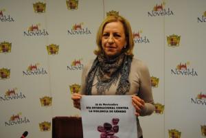 Ayuntamiento de Novelda Contra-violencia-de-genero-300x201 La concejalía de la Mujer hace un llamamiento para apoyar a quienes son víctimas de la violencia de género