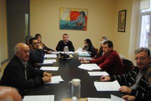 Ayuntamiento de Novelda DSC_1053-300x201 Se reúne el Consejo Sectorial Agrario que valora la efectividad de la vigilancia rural en la campaña de la uva
