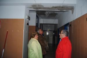 Ayuntamiento de Novelda DSC_1055-300x201 Una fuga de agua en el colegio público Sánchez Albornoz obliga a suspender las clases por precaución