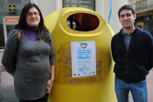 Ayuntamiento de Novelda Iglus-solidarios-300x201 El Ayuntamiento y Urbaser instalan quince iglús por la ciudad para recoger tapones para María, la niña con lesión cerebral que necesita un tratamiento en Italia