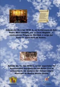 Ayuntamiento de Novelda CARTEL-BELEN-JPEG-210x300 Misa cantada, y a continuación, Pregón de Navidad en la parroquia  de San Pedro.