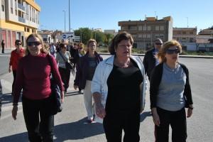 Ayuntamiento de Novelda Marcha-a-Pie-1-300x200 Más de doscientas personas participan en la Marcha a Pie para conmemorar el Día Internacional de la Mujer