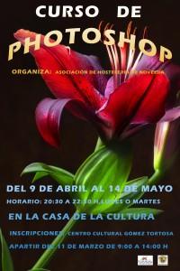 Ayuntamiento de Novelda PHOTOSHOP-Ramiro-200x300 Inicio del curso de Photoshop en la Casa de Cultura.