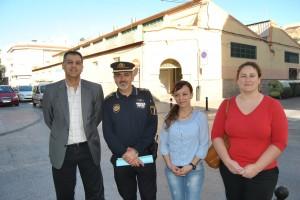 Ayuntamiento de Novelda DSC_0432-300x200 La concejalía de Tráfico pone en marcha una experiencia piloto para regular el aparcamiento junto al Mercado de Abastos ante la demanda de los comerciantes