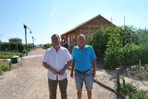 Ayuntamiento de Novelda DSC_0275-300x200 Puertas abiertas en los Huertos Municipales con talleres, intercambio de semillas y cata de productos ecológicos
