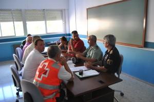 Ayuntamiento de Novelda DSC_7507-300x200 Se reúne la Junta Técnica de Seguridad para coordinar las próximas fiestas patronales y de Moros y Cristianos