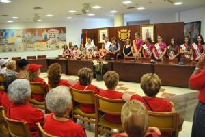 Ayuntamiento de Novelda DSC_7757-300x200 Novelda celebra el día de la Tercera Edad de las fiestas patronales con una recepción en el Ayuntamiento