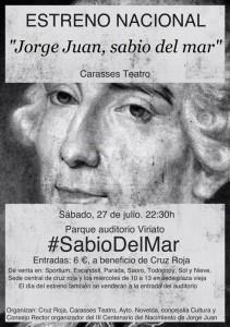 Ayuntamiento de Novelda IMG-20130723-WA0000-211x300 Cultura promociona con el hashtag #SabioDelMar el estreno nacional de la obra que dará vida a Jorge Juan
