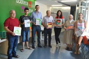 """Ayuntamiento de Novelda DSC_0764-300x200 La iniciativa """"Llibre Solidari"""" recoge más de 600 libros de texto que distribuirá entre familias con pocos recursos"""