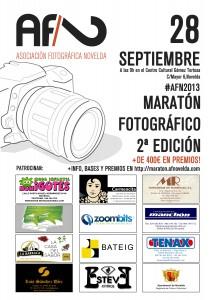 Ayuntamiento de Novelda cartelmaraton2013-212x300 Inicia el Segundo Maratón Fotográfico, en el Centro Cultural Gómez-Tortosa.