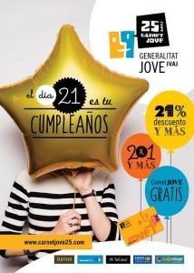 Ayuntamiento de Novelda 25CarnetJove-214x300 25 Aniversario del carnet Jove
