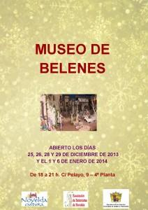 Ayuntamiento de Novelda CARTEL-MUSEO-DE-BELENES-JPEG-212x300 Abierto el Museo de Belenes, C/ Pelayo, 9, 4ª planta.