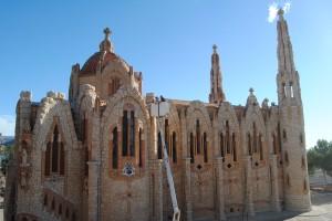 Ayuntamiento de Novelda DSC_0253-300x200 El Ayuntamiento inspecciona las cubiertas del santuario de Santa María Magdalena para su mantenimiento
