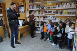 Ayuntamiento de Novelda DSC_0296-300x200 La biblioteca de Novelda acoge a colegios de otras poblaciones atraídos por sus recursos y las instalaciones