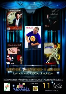Ayuntamiento de Novelda 2014-04-11-CARTEL-AFA-NOVELDA-212x300 Gala benéfica, a beneficio de la Asociación de familiares de personas con Alzheimer, en el Auditorio Municipal Centro Cívico y Social.