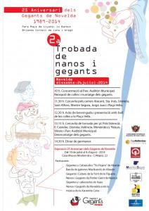 "Ayuntamiento de Novelda 2014-10-01-CARTEL-CONFERENCIA-NANOS-Y-GEGANTS-212x300 ""II setmana del valencià"" Conferencia ""Nanos i gegants, tradició i festa"", en el Centro Cultural Gómez-Tortosa."