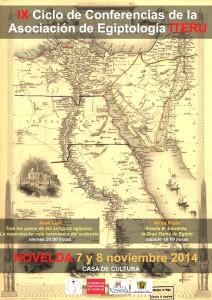 """Ayuntamiento de Novelda 2014-11-07-conferencias-ITERU-212x300 Conferencias egiptología: """"Tras los pasos de los antiguos egipcios. La espectacular ruta caravanera del sudeste"""" y  """"Amelia B. Edwards, la gran dama de Egipto"""", en la Casa de Cultura."""