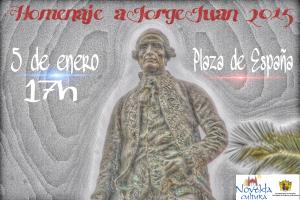 Ayuntamiento de Novelda 2015-01-05-CARTEL-HOMENAJE-A-JORGE-JUAN-300x200 Homenaje a Jorge Juan, en el la Plaza Vieja.