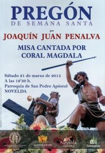 Ayuntamiento de Novelda 2015-03-21-PREGON-DE-SEMANA-SANTA-206x300 Pregón de Semana Santa y Misa Cantada, en la Parroquia de San Pedro.