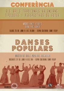 Ayuntamiento de Novelda 2015-06-25-CARTEL-CHARLA-Y-DANSES-LLI-I-LLANA1-212x300 Danzas Populares, en el Espai Cultural Ermita de Sant Felip.