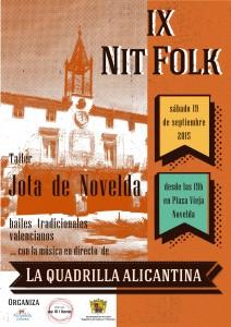 Ayuntamiento de Novelda 2015-09-19-NIT-FOLK-2015-CAST-212x300 Nit Folk 2015, en la Plaça Vella.