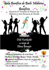 Ayuntamiento de Novelda 2015-09-25-CARTEL-GALA-BENEFICA-ALZHEIMER-212x300 Gala benéfica de baile moderno a beneficio de la Asociación de Alzheimer,  en el Auditorio Municipal (parque de Viriato).