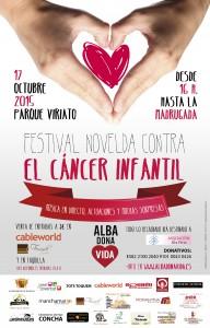 Ayuntamiento de Novelda 2015-10-17-FESTIVAL-CONTRA-EL-CANCER-INFANTIL-192x300 Festival Novelda contra el cáncer infantil, en el Parque Auditorio.