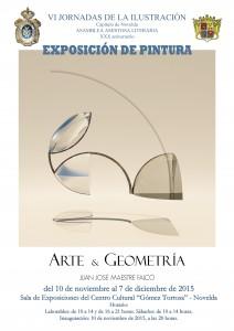 """Ayuntamiento de Novelda 2015-11-10-EXPO-ARTE-Y-GEOMETRIA-212x300 Exposición """"Arte y geometría"""", en el Centro Cultural Gómez-Tortosa."""