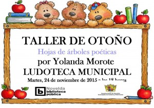 Ayuntamiento de Novelda 2015-11-24-TALLER-DE-OTONO-300x211 Taller de otoño, en la Ludoteca Municipal.