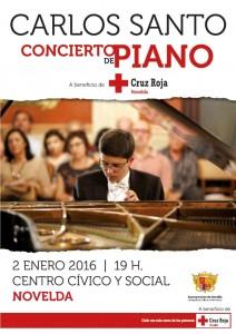 Ayuntamiento de Novelda 2016-01-02-CONCIERTO-PIANO-212x300 Concierto de piano, a Beneficio de la Cruz Roja, en el Auditorio Municipal.