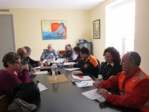 Ayuntamiento de Novelda IMG_3735-300x225 La Junta Técnica de Seguridad Ciudadana se reúne para cerrar preventivos y actuaciones durante las fiestas de Navidad