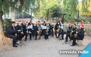 """Ayuntamiento de Novelda Ximbelà1-300x188 Música y animaciones de calle  en la """"Ximbelà"""" cuya recaudación irá destinada a la Asociación de Parkinson"""