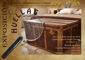 """Ayuntamiento de Novelda 2016-01-15-EXPO-HUELLAS-300x212 Exposición """"Huellas. Recuperando Patrimonio"""", en el Centro Cultural Gómez-Tortosa."""