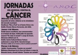 """Ayuntamiento de Novelda 2016-02-03-DIA-INTERNACIONAL-DEL-CANCER-300x212 Conferencia """"El cáncer: sus causas y cómo lo podemos prevenir"""", en el Centro Cultural Gómez-Tortosa."""