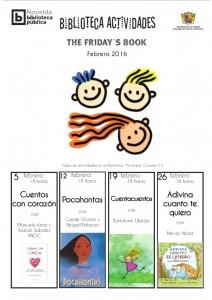 Ayuntamiento de Novelda 2016-02-05-12-19-26-FRIDAYS-BOOK-212x300 Cuentacuentos. Friday's Book, en la Biblioteca Infantil y Juvenil.