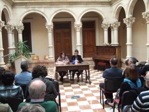 Ayuntamiento de Novelda DSCF9373-300x225 Novelda acoge una reunión comarcal con la Directora General  para revitalizar la Formación Profesional