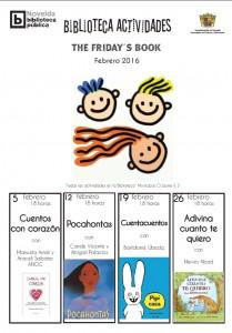 """Ayuntamiento de Novelda PLANTILLA-CARTEL-A-3-209x300 Cuentacuentos. Friday's Book. """"Pocahontas"""", en la Biblioteca Infantil y Juvenil."""
