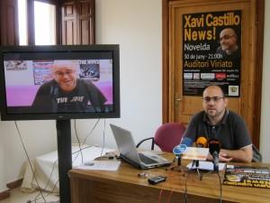 Ayuntamiento de Novelda IMG_7010-300x225 El Parque Auditorio Municipal acogerá el nuevo espectáculo de Xavi Castillo