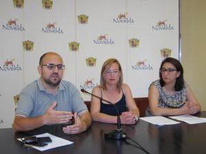 Ayuntamiento de Novelda IMG_7349-300x225 El Tapis presenta su proyecto de voluntariado