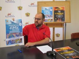 Ayuntamiento de Novelda IMG_8084-300x225 Música, deporte y festival de agua para  los niños en las Fiestas de Novelda.