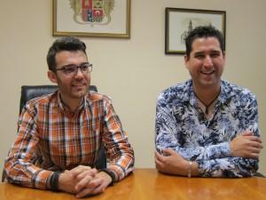 Ayuntamiento de Novelda IMG_8130-300x225 El músico y compositor Óscar Navarro pregonará las fiestas de Novelda