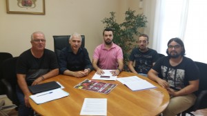 Ayuntamiento de Novelda Alcalde-reunión-Joventut-300x168 El alcalde se reúne con representantes del Consell de la Joventut