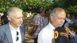 Ayuntamiento de Novelda IMG-20160831-WA0003-300x168 El alcalde  reivindica agua de calidad y a precios asequibles en el inicio de la campaña de la uva de mesa embolsada
