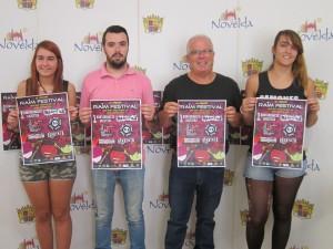 Ayuntamiento de Novelda IMG_0181-300x225 El Parque Auditorio Municipal acogerá una nueva edición del Raïm Festival